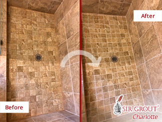 a grout sealing service is what this