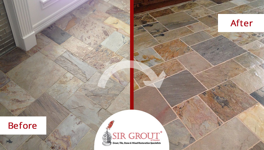 a stone sealing service in spring tx