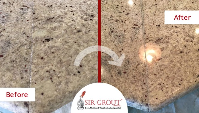 See How A Stone Sealing And Seam Repair