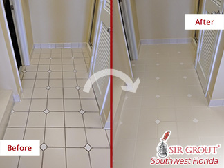 grout cleaners successfully restored