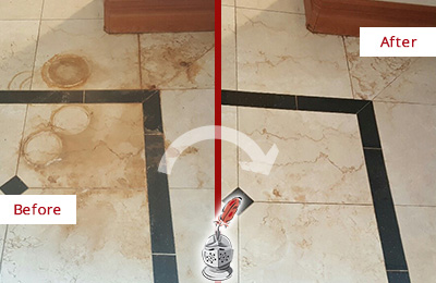 hard surface restoration services