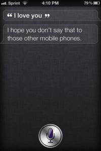 Siri Goes Solo
