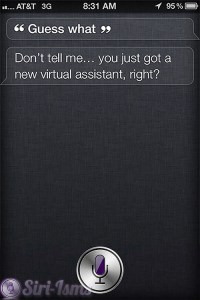 Guess What? - Siri Quotes