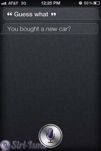 Guess What? Siri Guesses funny Shit
