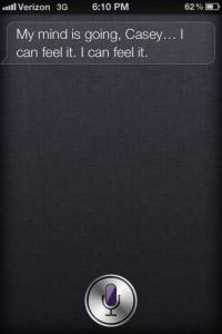 How Are You Feeling? - Siri Says