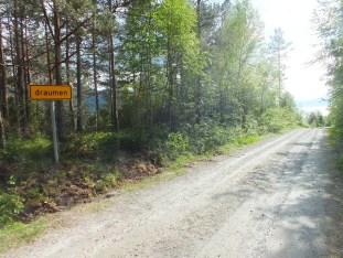 SJÅ, MELLOM HIMMEL OG FJORD. LANDART PROJECT I HARDANGER 2014