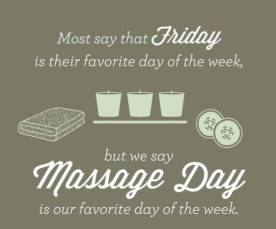 massage friday