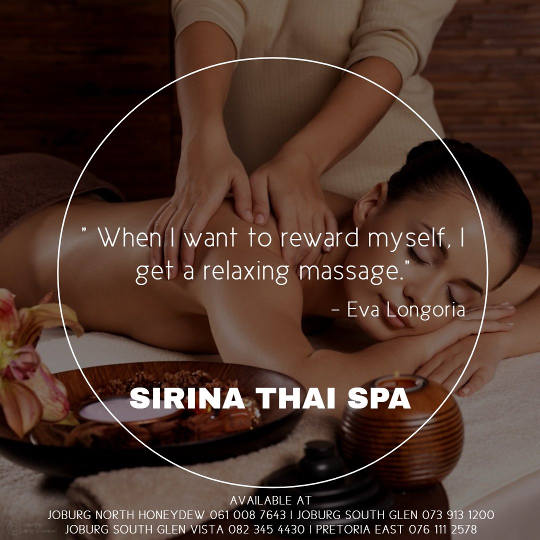 SIRINA THAI SPA QUOTE OF THE DAY