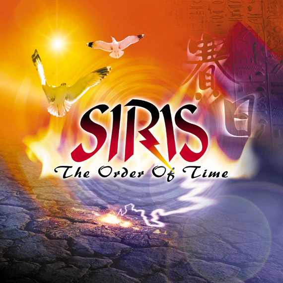 SIRIS - Album Cover - The Order of Time - 2001