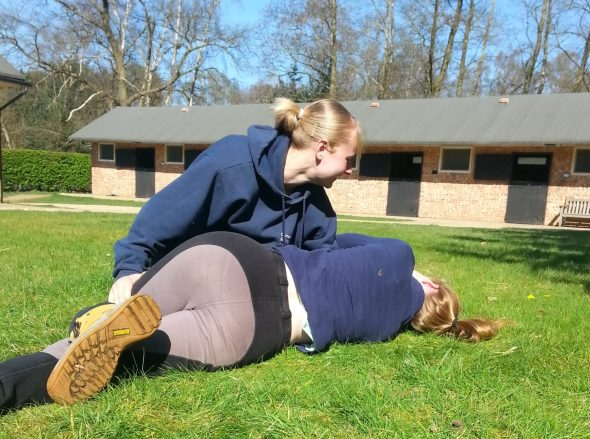 First Aid Training Courses for Horse Riders