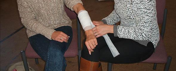 First Aid Quiz 2