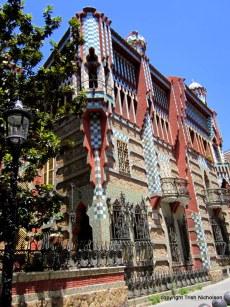 Gaudi's Casa Vicens