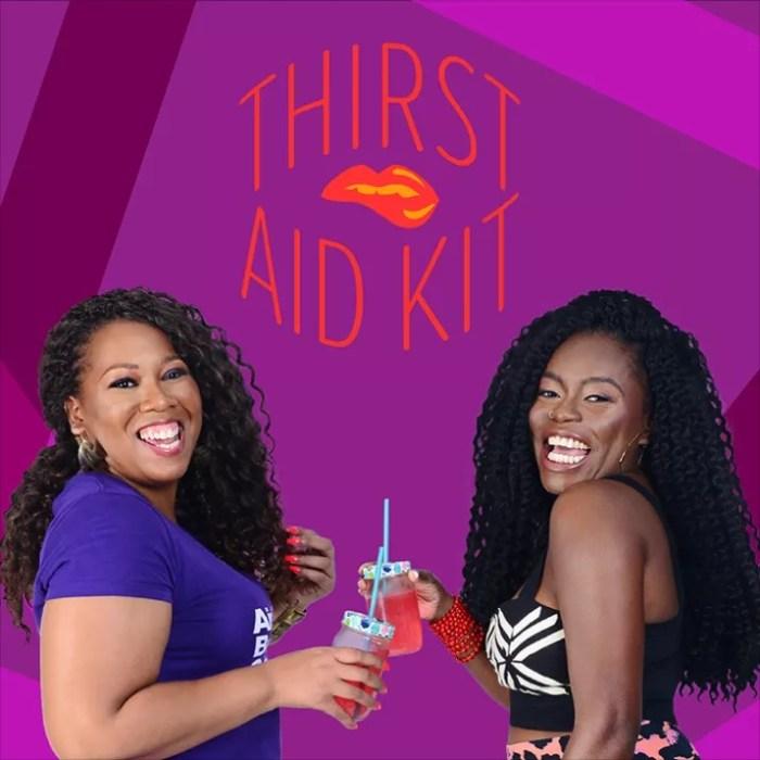 Nicole og Bim i Thirst Aid Kit