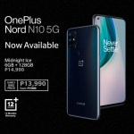 The OnePlus N10 5G.
