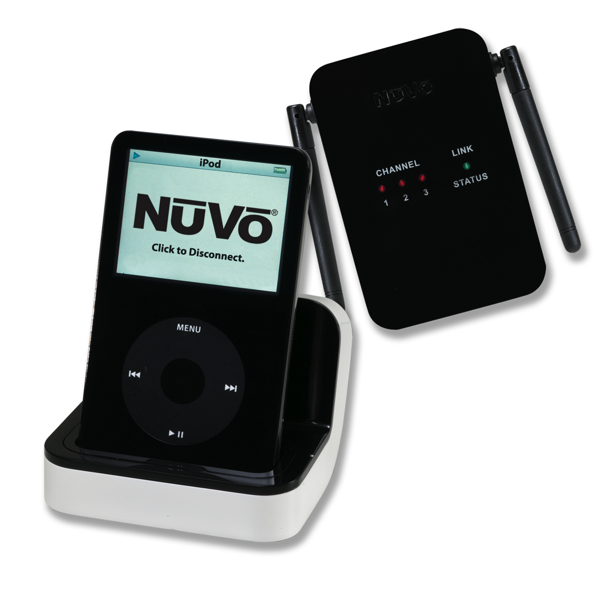 hight resolution of wireless nuvodock for ipod high resolution image 423 36 kb