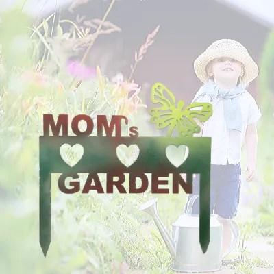 moms garden kid