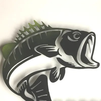 fish coat hook
