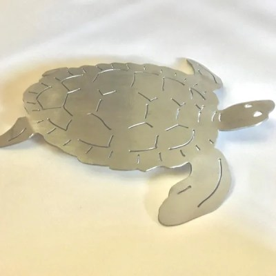 turtle silver