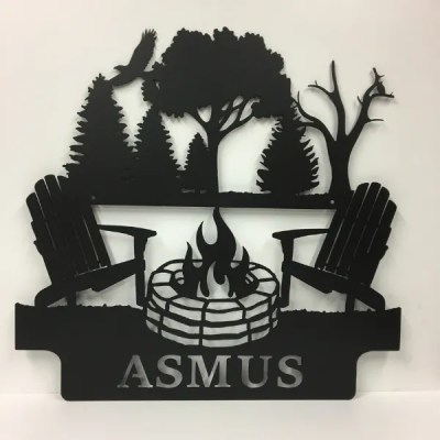 campfire sign