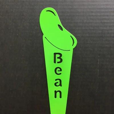 garden marker bean