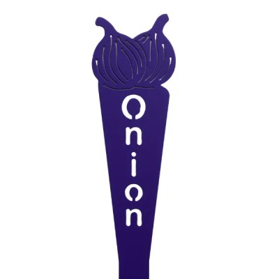 garden marker onion