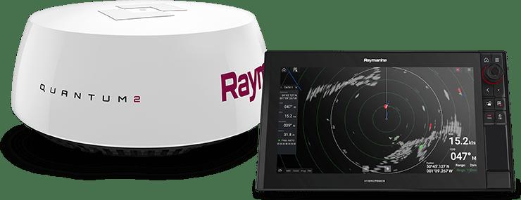 Raymarine Radar Yacht