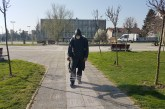 Dezinfekcija javnih površina, igrališta i mobilijara u gradu