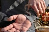 Uhapšen zbog teških krađa i krađe