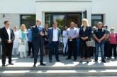 Pokrajinski sekretar Gojković i dr Darija Kisić Tepavčević otvorili ambulantu u Šašincima