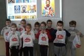 Poklon paketići učenicima osnovnih škola u susret školskoj slavi
