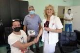 Donacija za lečenje najmlađih pacijenata