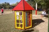 """Izgrađeno igralište u Laćaraku na inicijativu Udruženja """"Dečiji svet"""""""