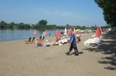 Održavanje plaže za vreme kupališne sezone