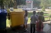 Reciklažno ostrvo u Bajićevoj školi