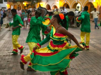 Baile Cartagena