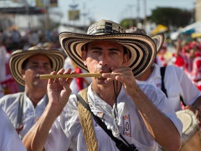 Flauta de millo