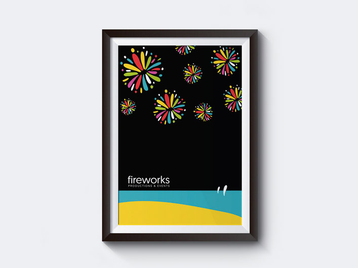 Fireworks por Siroco