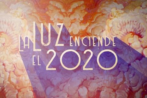 Cabecera «La Luz enciende el 2020»