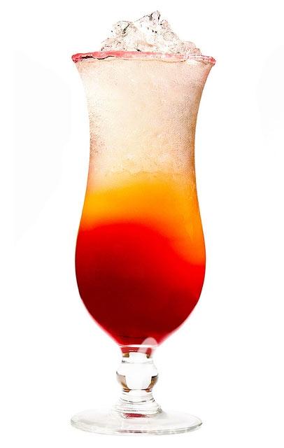 Cocktail Tequila sunrise  Recette prparation et avis  Sirotercom