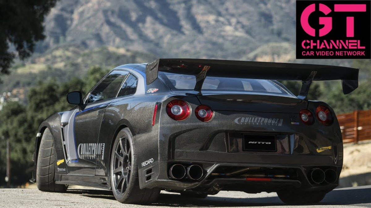R35 GT-R Reimagined - Bulletproof's Full-Carbon Build