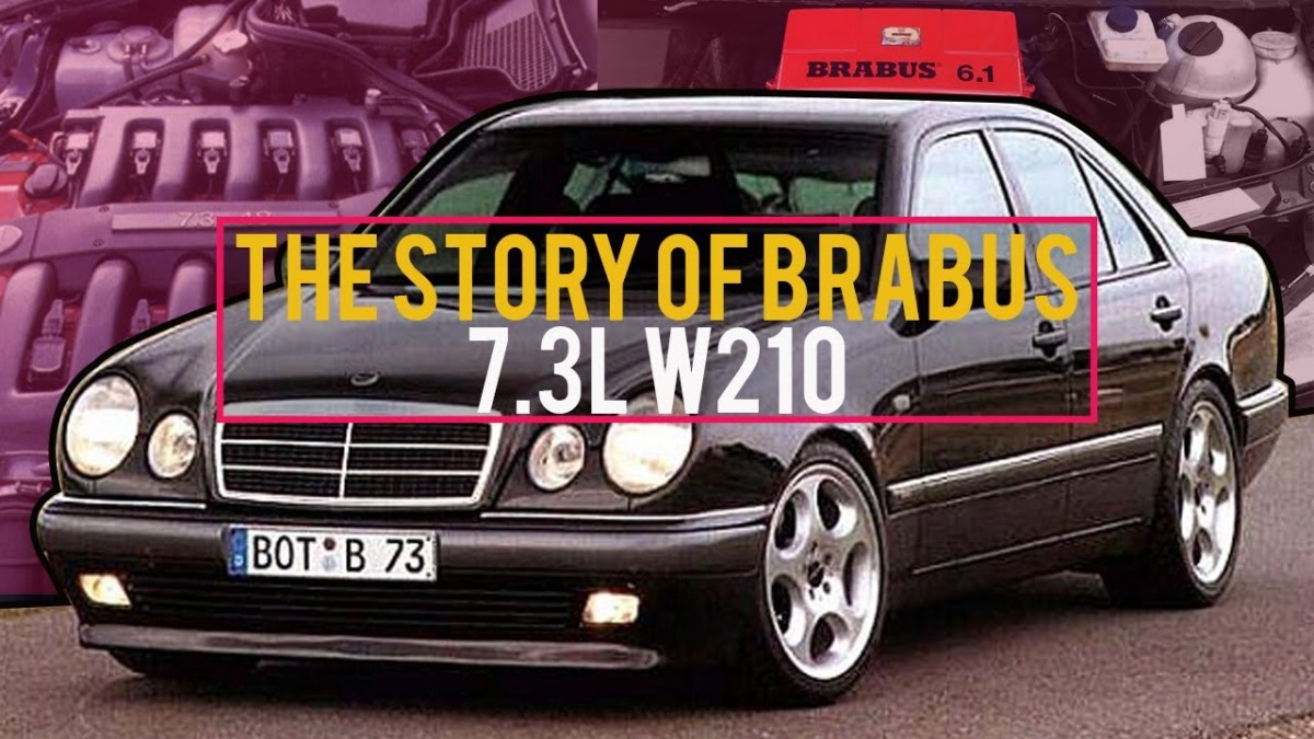 The Story Of Brabus - Just Put a V12 On - And 7 Of The Craziest Brabus Ever