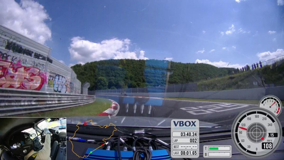 Koenigseggs testförare knäcker superbilar med Mazda Miata