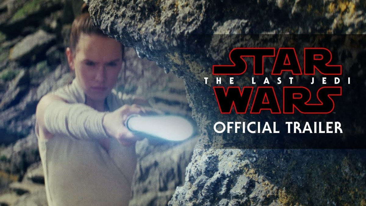 Kvällens Film :  Star Wars: The Last Jedi