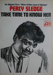 Image result for percy sledge ads