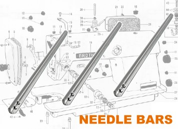 NEEDLE BARS For Industrial Sewing Machines