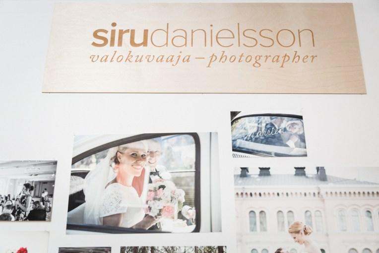 Siru Danielsson Photography logo