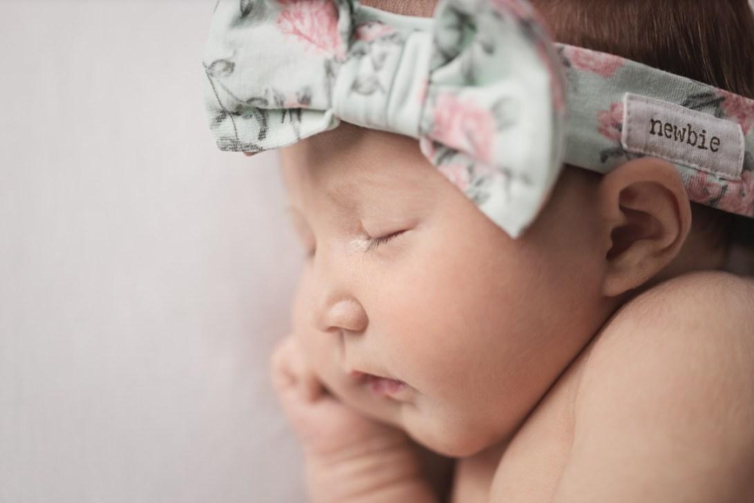 Vauvan posket, vastasyntyneen kuvaus