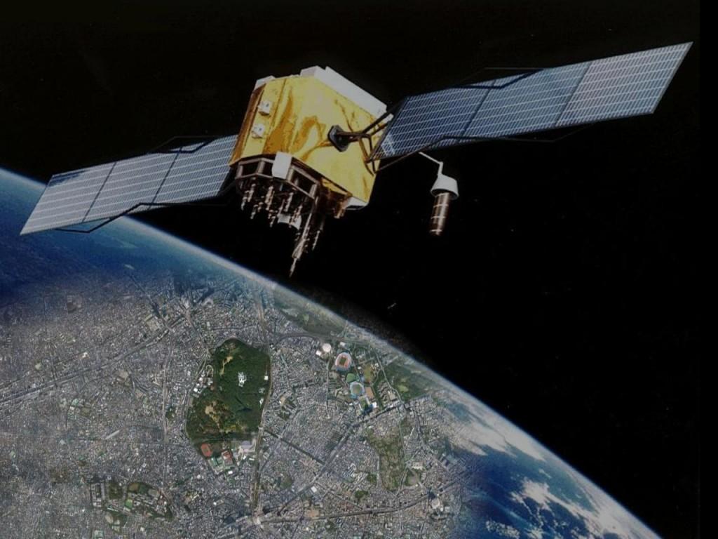 GPS衛星は実は「針の進みが遅い時計」が積まれているだけなんです