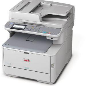 Copiadora A4 color OKI ES3452 MFP Soluciones digitales de impresión Córdoba