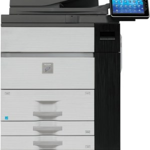 Copiadora A3 monocromo SHARP MX-M904 Soluciones digitales de impresión Córdoba